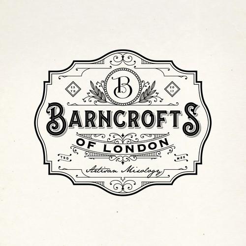 BANCROFTS OF LONDON LOGO PROPOSAL
