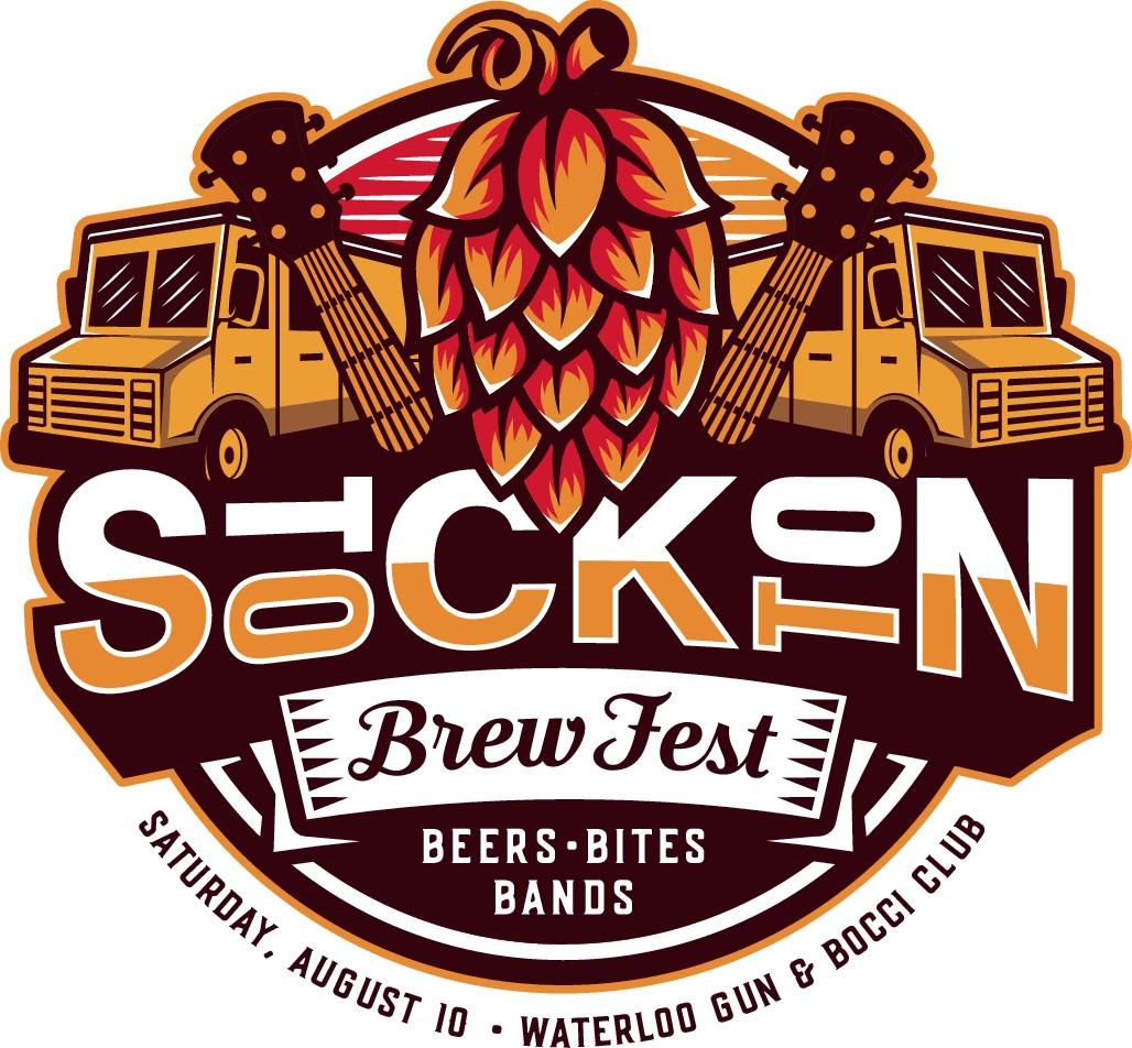 Design the Stockton Brew Fest Logo!