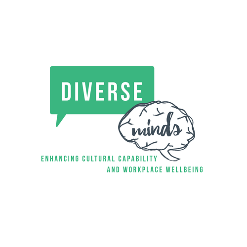 Logo for Diverse Minds