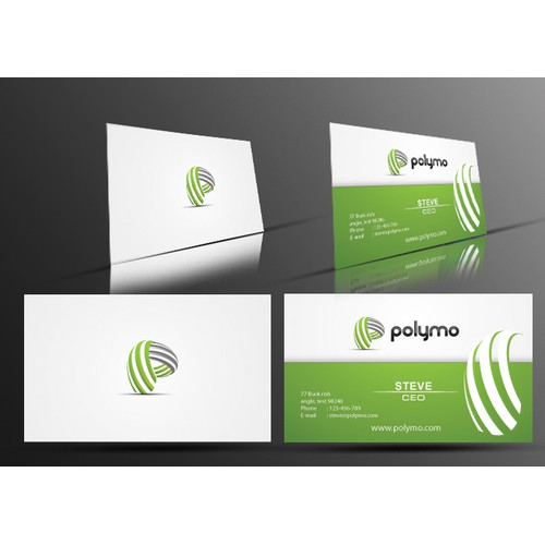 "<P>Final Hour!: Make ""Polymo"" an icon and you'll be one too.  Looking for a sleek, stylish design for energy/environmental agenc"