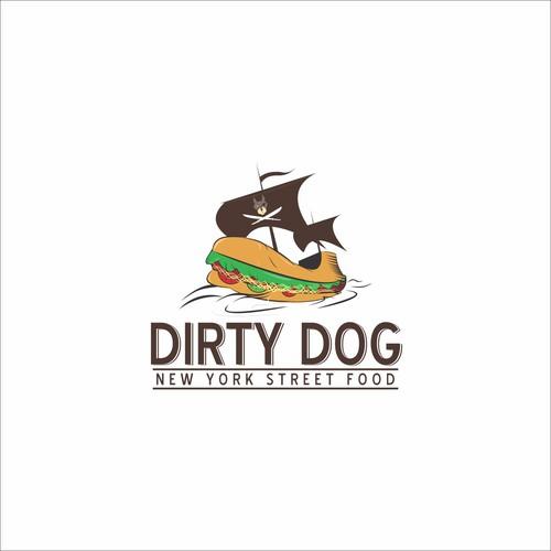 design food truck logo