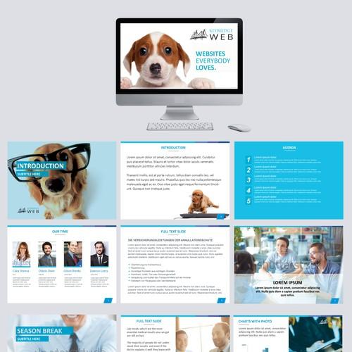 PowerPoint Websites