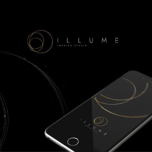 Elegant and timeless brand identity for Illume Imaging Studio.