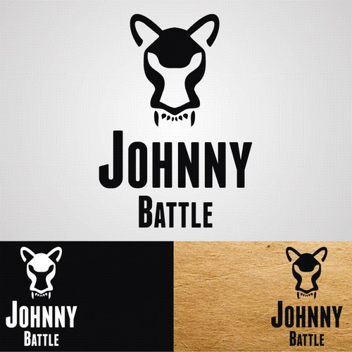 Johnny Battle Logo Design