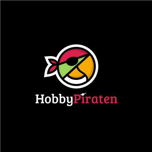 Logo for a website that is the focal point to bring together children seeking hobby