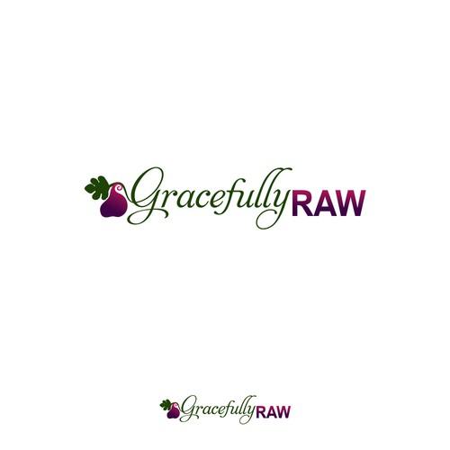 Logo design for a food company