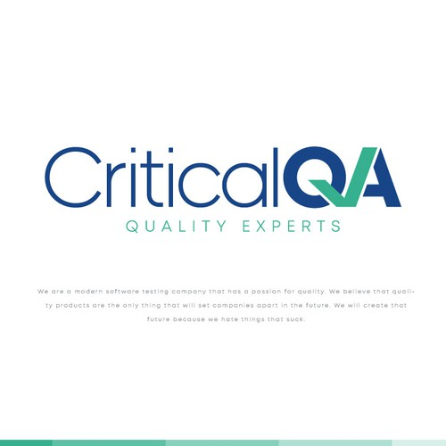Logo for CriticalQA