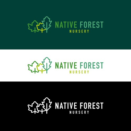 Native Forest Nursery logo