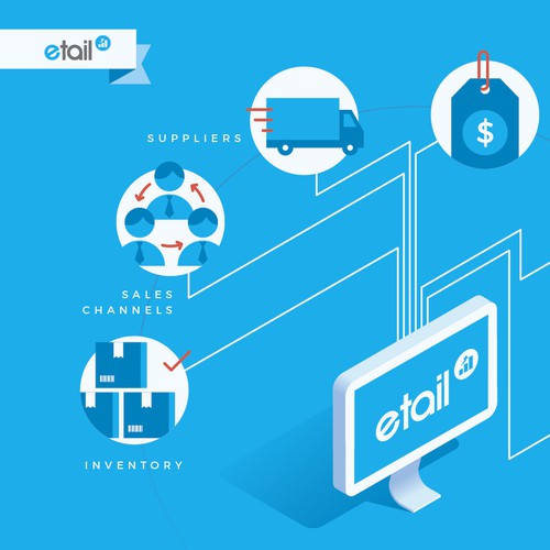 Infographic Design for Etail