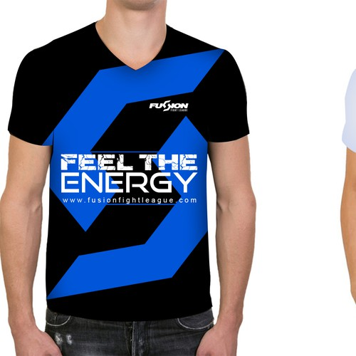 T-Shirt design for Trendy Mixed Martial Arts Promotion