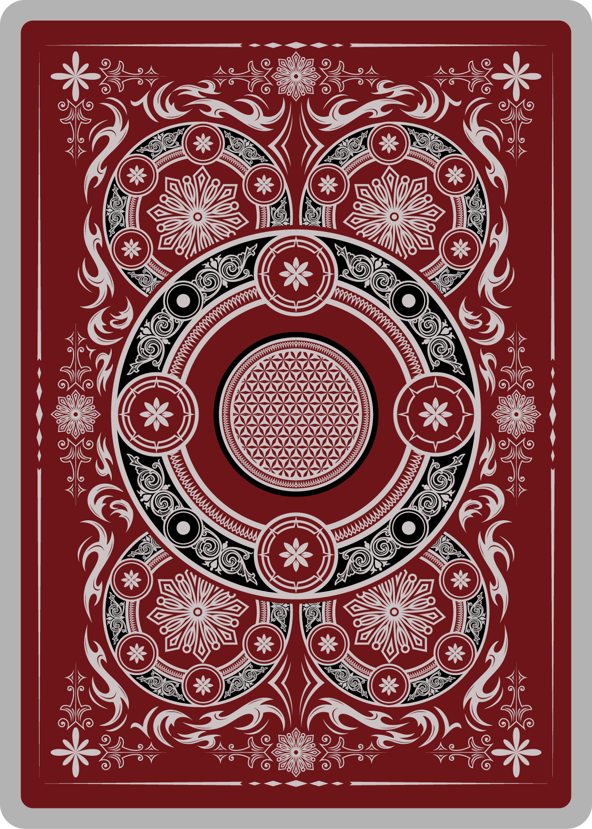 Playing card design that gives off a premium vibe