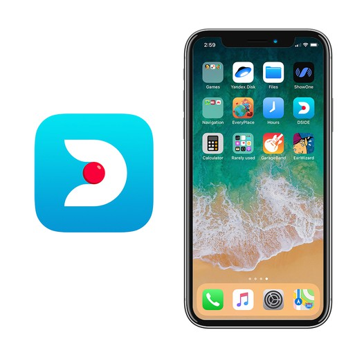 Icon and splash screen for app