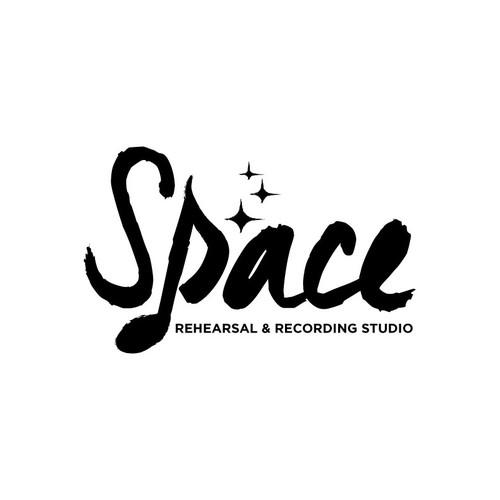 music recording studio logo