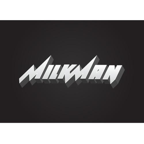 Logo/Identity for DJ Milkman