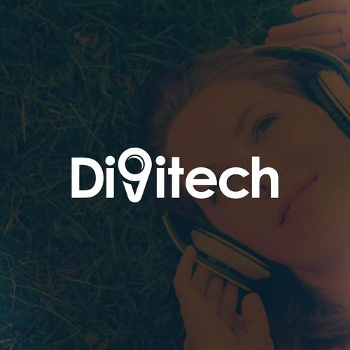 Logo for Digitech