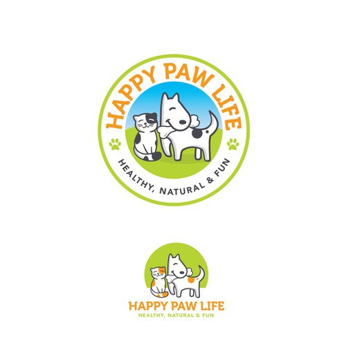Pet products logo