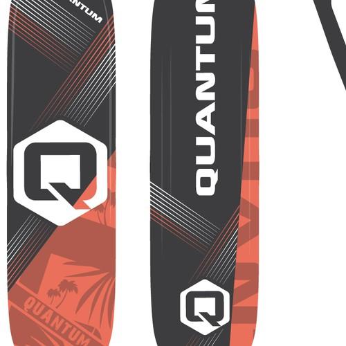 Water Ski Design