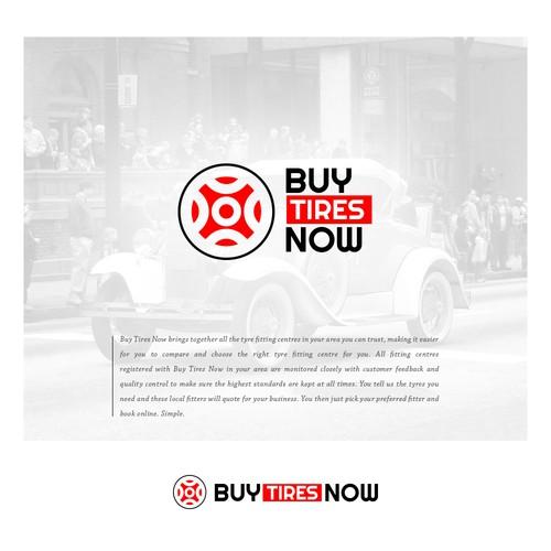 Logo For BuyTiresNow