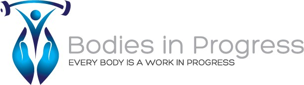 Bodies in Progress Logo and Business Card