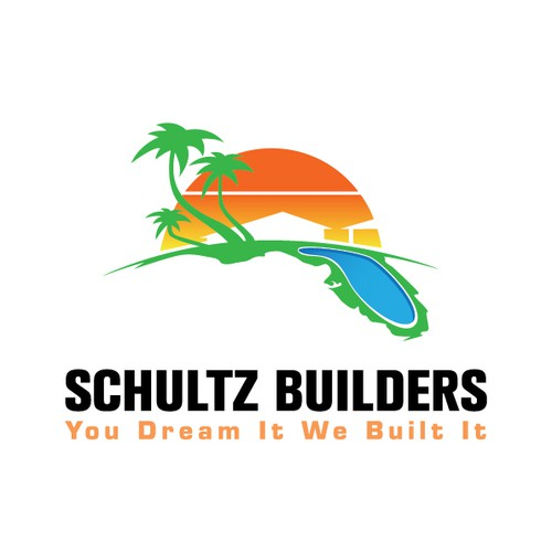 Bold logo for Construction Builder