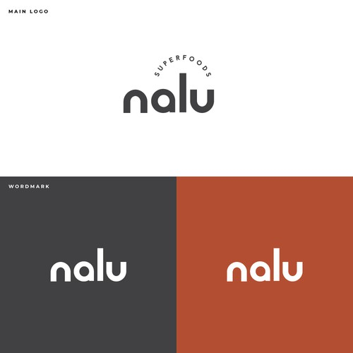 Nalu Superfood Logo