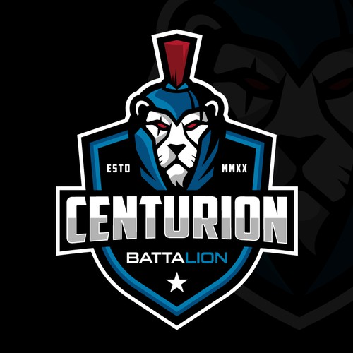 Centurion Battalion (Sports Logo)