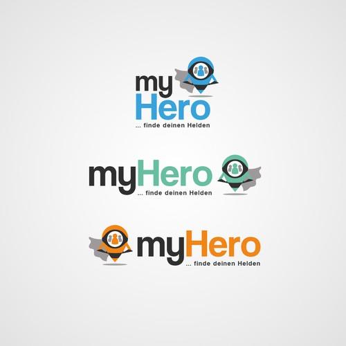 Logo Konzept für Dienstleistungsportal