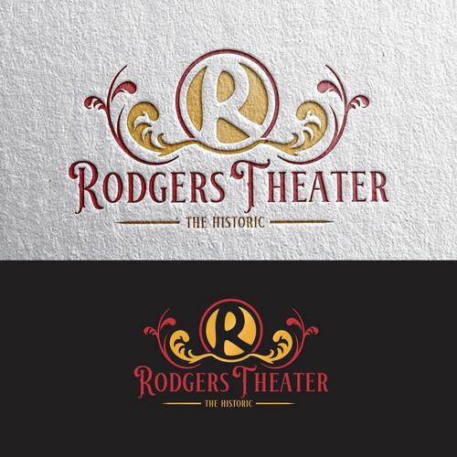 a classic design logo