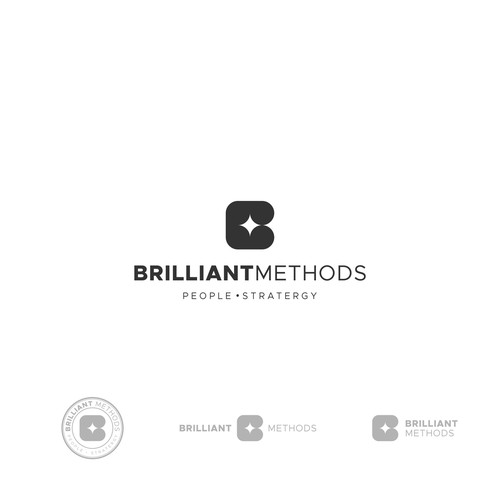 Design sophisticated (BRILLIANT) logo for business consulting