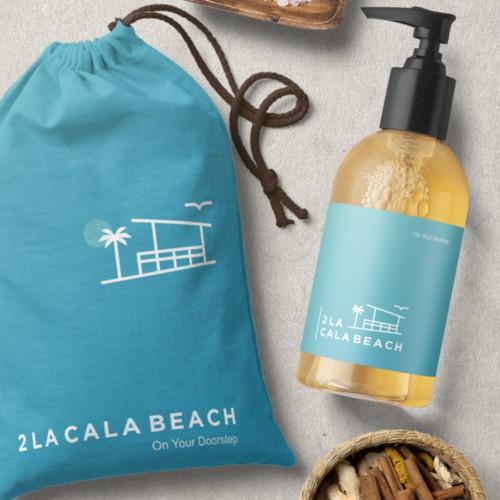 2 La Cala Beach Logo