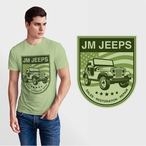 JM JEEPS CJ-7
