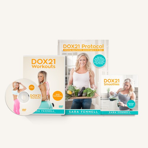 DOX21 Ebook and Dvd Design