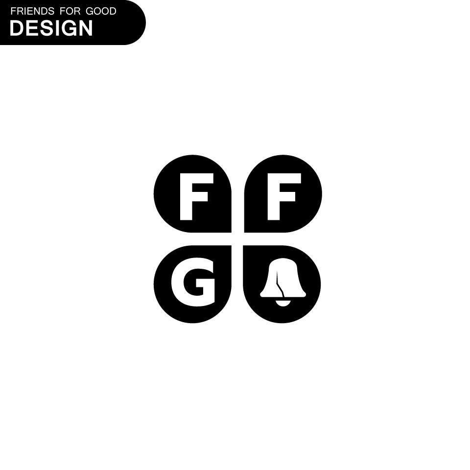"Logo design for a philanthtopy group in Philadelphia, called ""Friends for Good"""