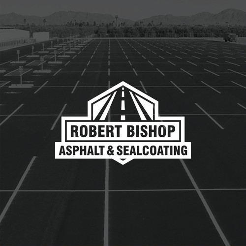 logo for an Asphalt Company that just turned 40 years old