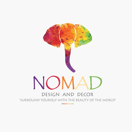 Nomad Design and Decor (Surround yourself with the beauty of the world)
