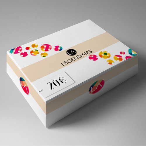 Promotional box design