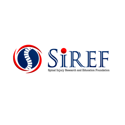 New logo wanted for SIREF (Spinal Injury Research and Education Foundation)