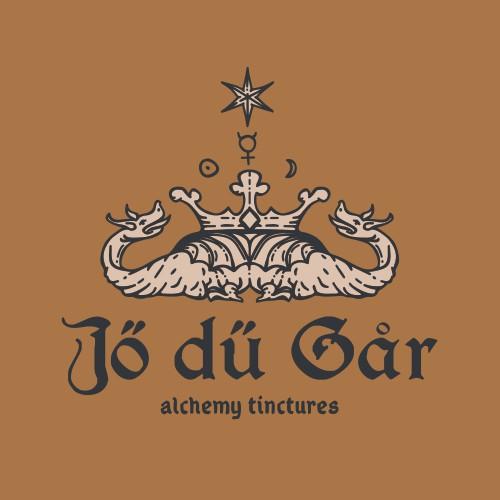 alchemy inspired logo