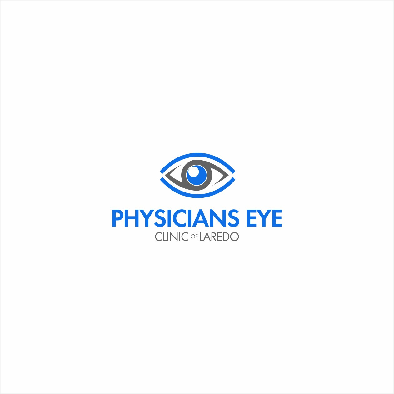 Start-up ophthalmology practice needs clean logo