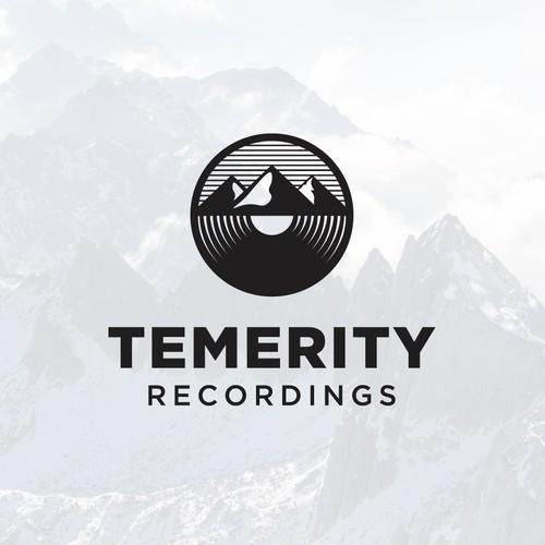 Logo design for recording studio