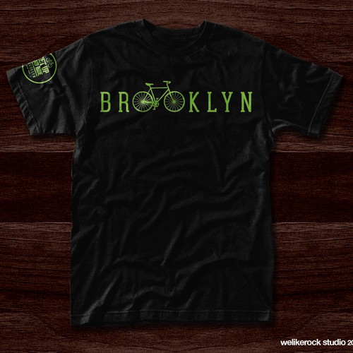 Brooklyn T-Shirt design