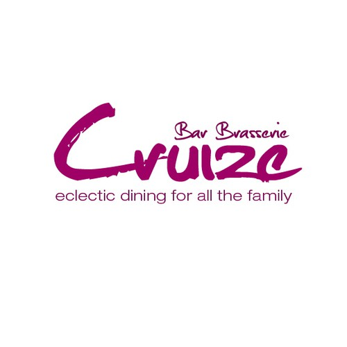 Cruize Bar Brasserie needs a new logo