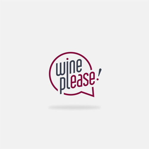 Logo for an online wine seller platform