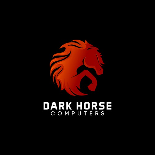 Logo Dark Horse Computer