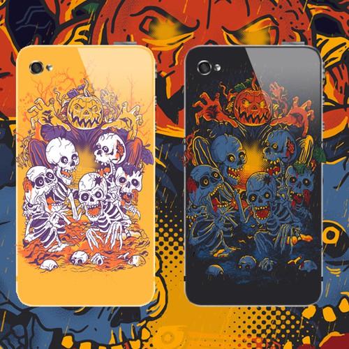 Create Galaxy 4/5 & iPhone 5s case designs!