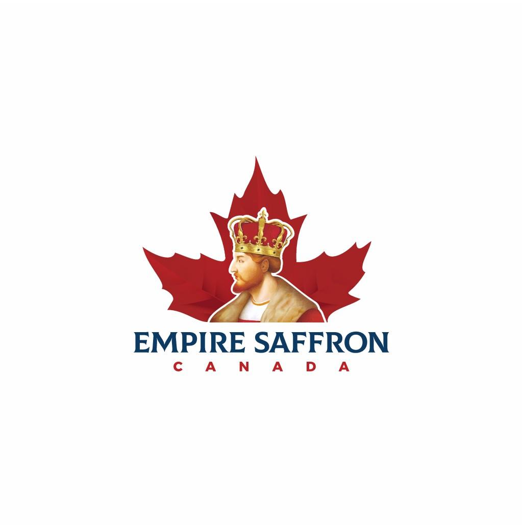 Empire Saffron -CREATE A POWERFUL LOGO FOR A SAFFRON BRAND