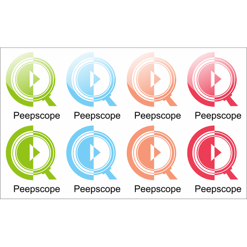 Design an SYMBOL for Peepscope