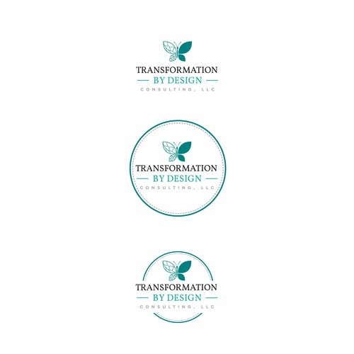 Logo concept for Transformation By Design