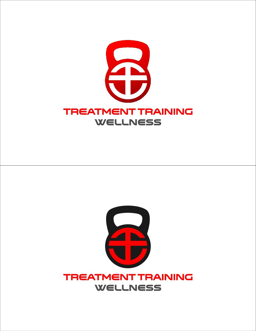 New logo for personal training/massage company
