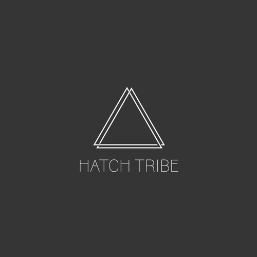 logo concept for hatch tribe